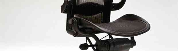 My Biggest Enemy at Work - the chair