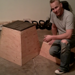 Plyometric Boxes|New DIY Equipment