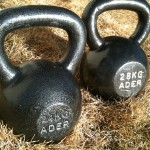 Interval Training Bridge | Kettlebell Swing and Ring Push Ups