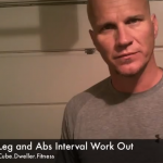 Interval Work Out  |  Legs and Abs Workout Routine