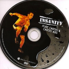 INSANITY is Killing My Back