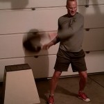 5-50 Workout | Box Jumps and Bulgarian Bag SuperSets