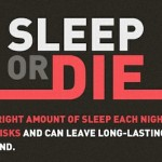 Sleep or Die | Infographic