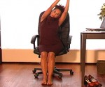 yoga-while-at-work