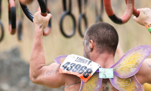 Epic Ring Failure - Tough Mudder Hangin' Tough Obstacle