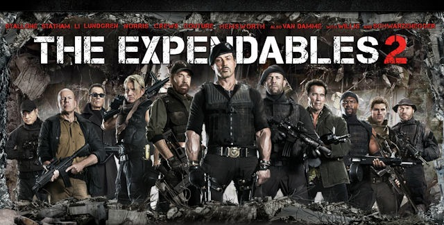 Expendables - still fit after ... so many years