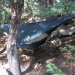 Camping Accommodations: The Hennessy Hammock in Maroon Bells, Part 3
