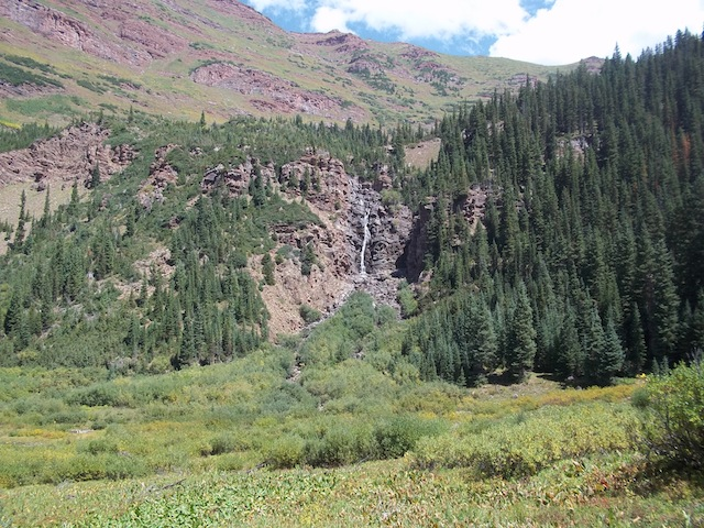 Hiking The Four-Pass Loop, Maroon Bells Part 1 - Cube