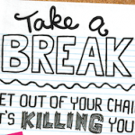 Take A Break Your Chair Is Killing You [INFOGRAPHIC]