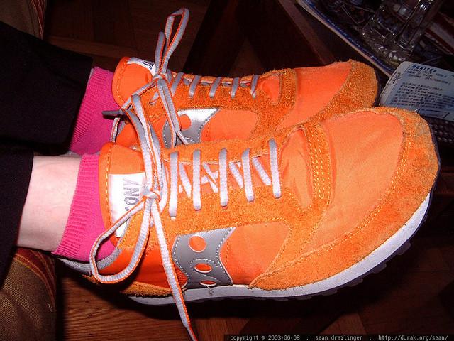 Not a man's shoe