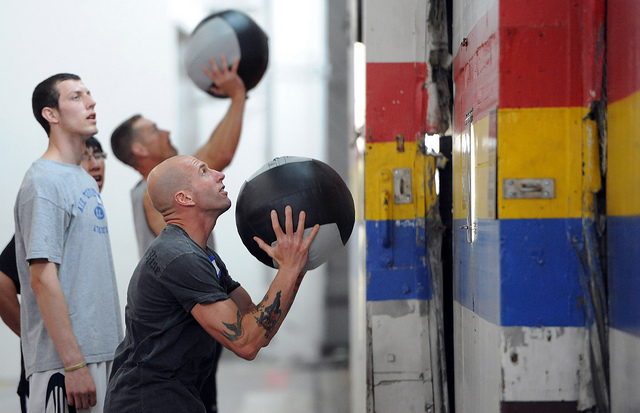 fitness alternative with Crossfit