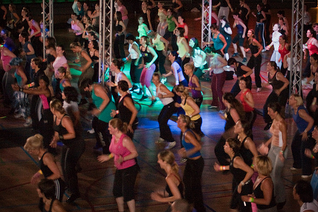 fitness alternative with Zumba