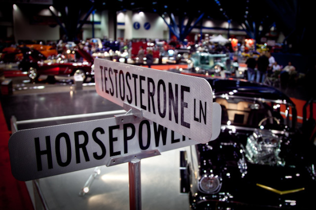 Testosterone Lane